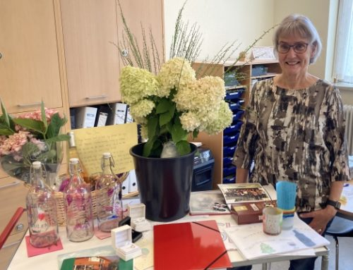 Doris' sidste arbejdsdag på TSF